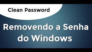 Como Remover / Quebrar senha do Windows XP/7/8/8.1
