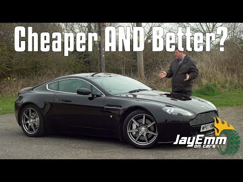 Is The Cheapest Aston Martin V8 Vantage The Best?