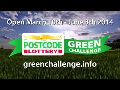 Postcode Lottery Green Challenge 2014