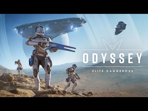 Elite Dangerous Odyssey · Español