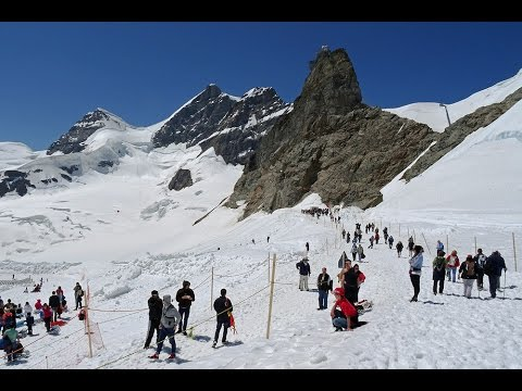 Jungfrau in Lauterbrunnen, Switzerland | Visit Jungfrau Tour | Jungfrau Travel Videos Guide