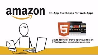 Using The Amazon In-app Purchasing Api With Your Web App