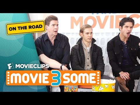 Sundance Special This or That Game with the Cast of Yoga Hosers: Movie3Some On The Road