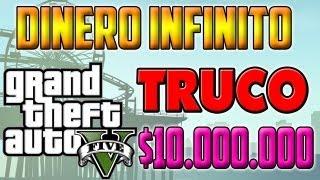 TRUCO GTA V || $36.000 en 1 minuto || DINERO INFINITO GTA 5 || Infinite Money $12.000 in 20seg.