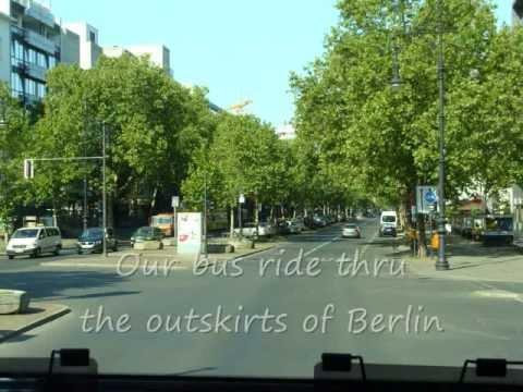 Berlin to Prague Vacation