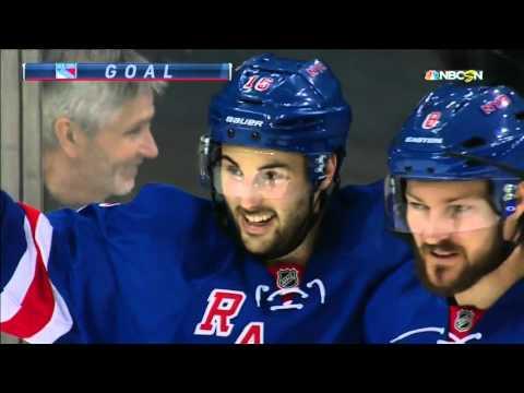 Sabres @ Rangers Highlights 01/25/16