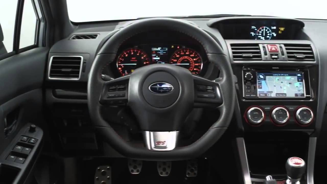 2015 Subaru WRX STI In Depth EXPLAINED Interior Exterior