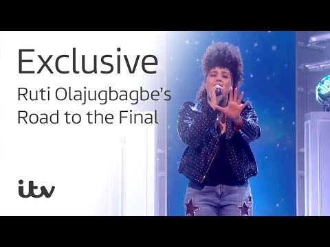 The Voice UK | Ruti Olajugbagbe's Road to the Final! | ITV