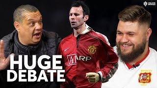 WHO WAS BEST? '99 or '08 | HUGE DEBATE: Stephen Howson vs Webby!