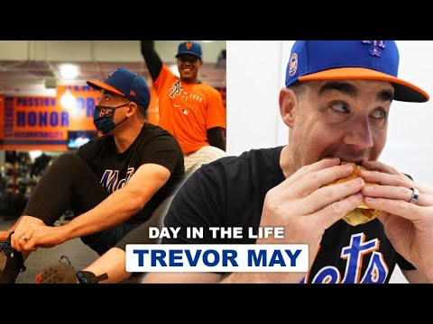 A Day in the Life: A Met at Citi Field feat. Marcus Stroman and Pete Alonso