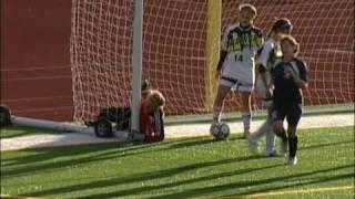 Pope John Vernon Girls Soccer 10 7 09