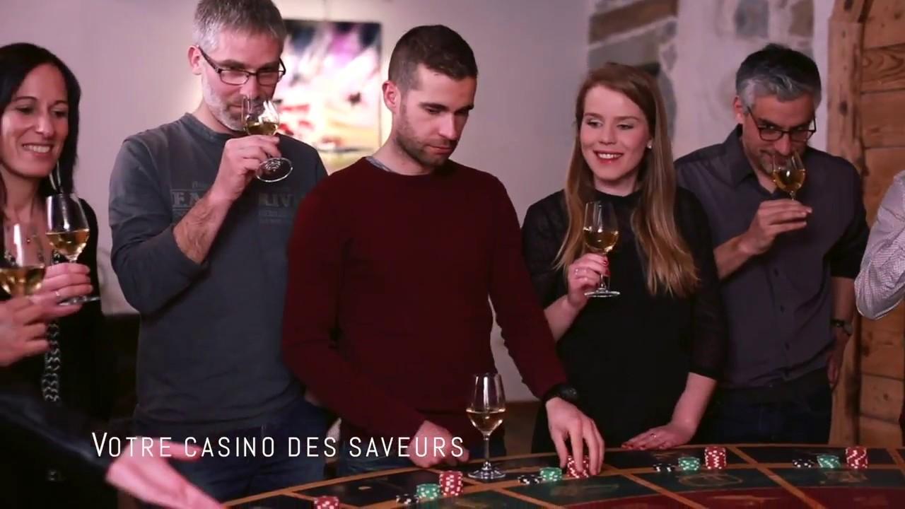 Casino du vin / Team Building / Animation soirée