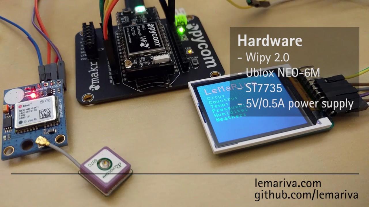 MicroPython | LeMaRiva