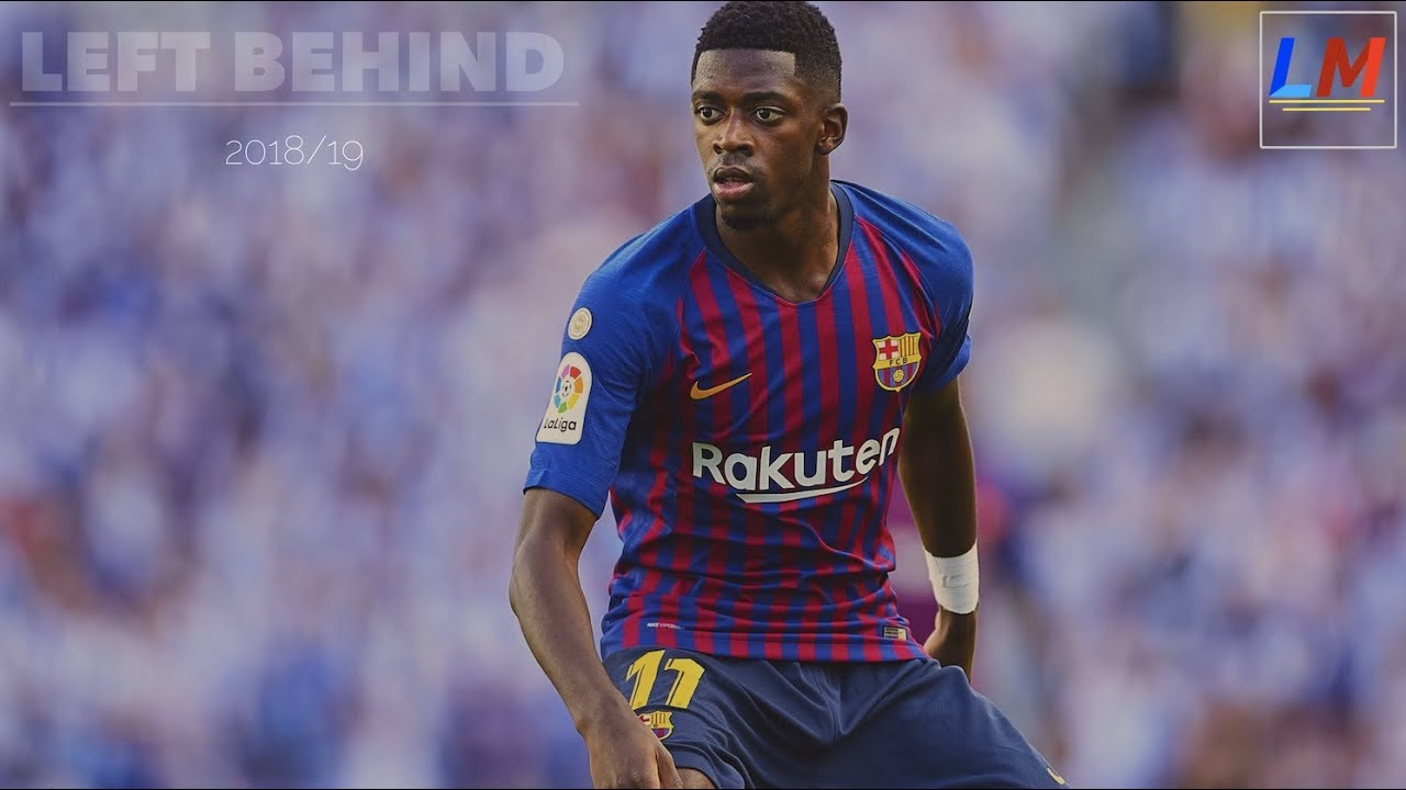 Ousmane Dembélé | Left Behind || 2018/19