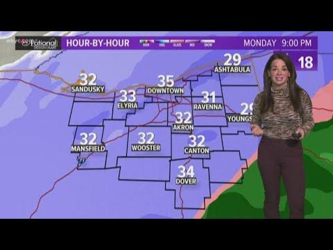 Winter Storm Warning: Heavy Snow On The Way In Northeast Ohio