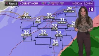 Winter Storm Warning: Heąvy snow on the way in Northeast Ohio