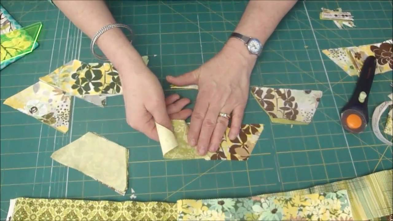 Make a Hexagon Quilt Using the 5