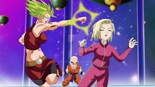 Dragon Ball Super「AMV」  Female Broly