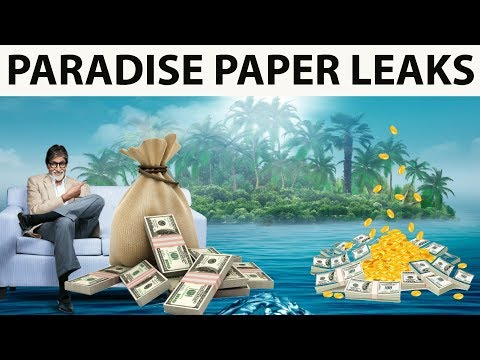 Paradise Papers leaked – What are the Paradise Papers? Who is named in the leaks? Tax havens exposed