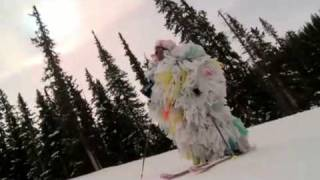 BM on the slopes skiing Colorado by ReelThing Productions Thumbnail