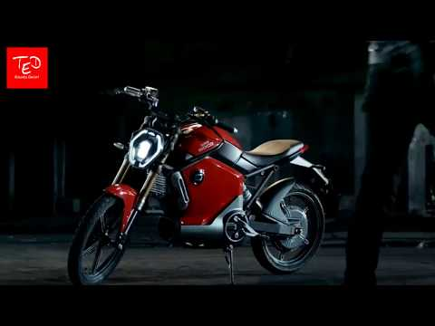 Super SOCO   E MOPED by TED mobility HD