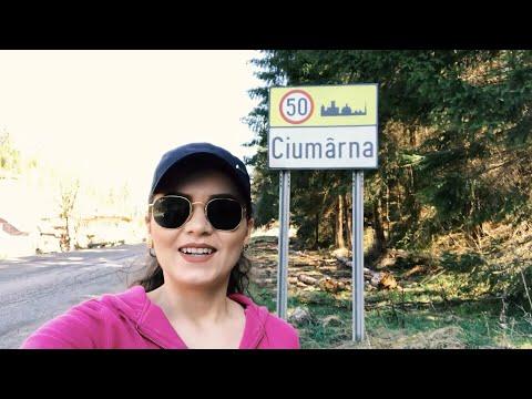 Angelica Flutur - O zi de filmări la munte