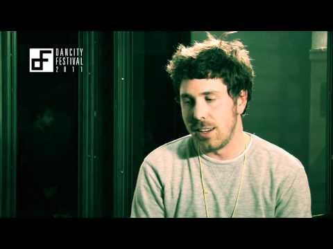 JAMES PANTS - interview at DANCITY FESTIVAL 2011