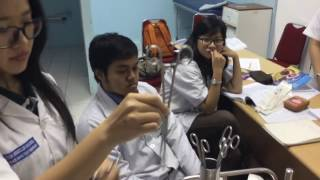 Repeat youtube video Skillslab Basic Clinical Competence Training - Block C.1 - IUD Insertion