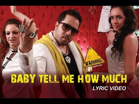 Warning - Tell Me How Much Lyric Video feat. Mika Singh