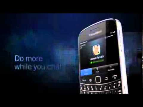 Introducing BBM Voice Chat For BlackBerry Messenger