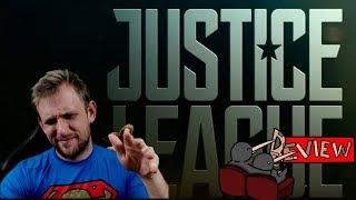 Kiwi Rant : Justice League Movie Review