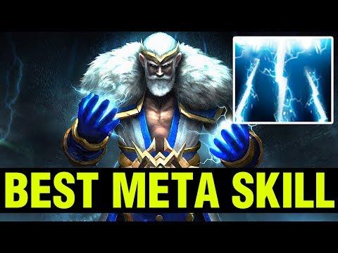 BEST META SKILL FOR SURE - NIMBUS ZEUS ILLIDAN - Dota 2