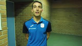 REACCIONES vs Santiago Futsal | Álex González