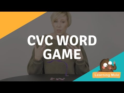 CVC Words Games - Phonics For Kids - Free Teaching Resources