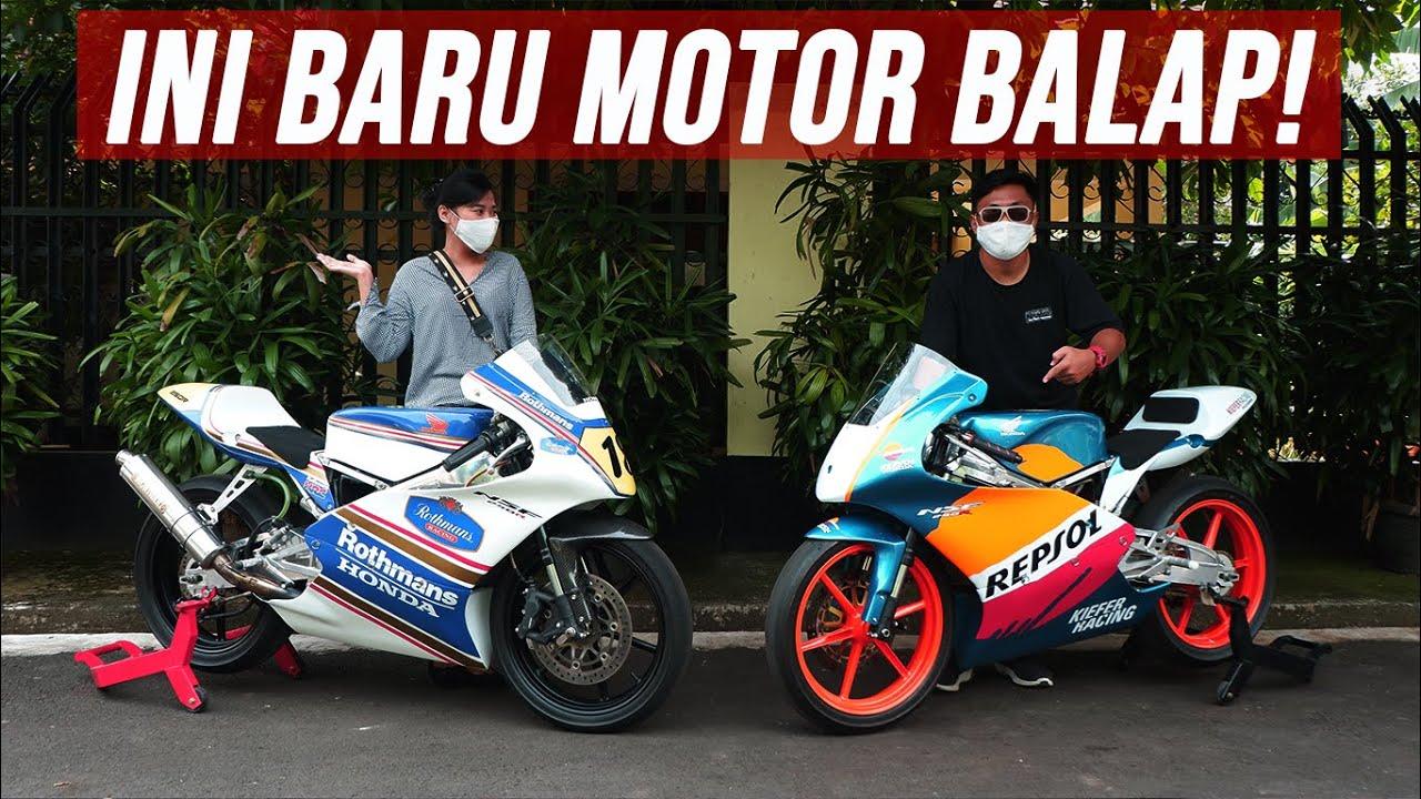 Moriwaki 250 GP Mono, Motor Balap Sesungguhnya!