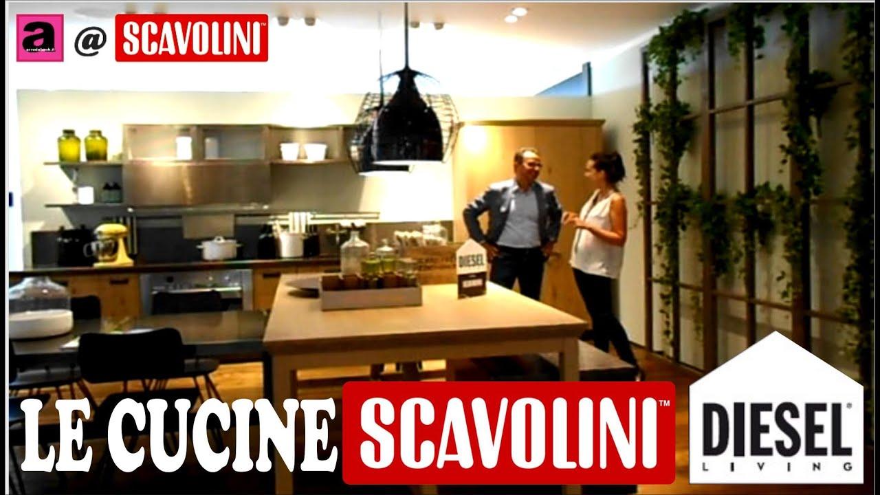 Le Cucine Scavolini [3° parte] - YouTube