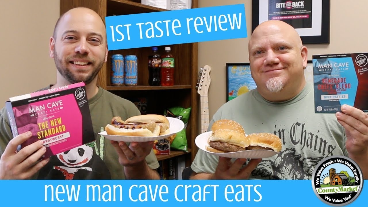 Man Cave Craft Eats Bacon : Mancave craft meats youtube