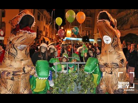 VÍDEO:  Ya está aquí el Carnaval de Lucena. Te contamos todo el programa es este vídeo