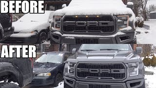 How To Properly Remove Snow From Your Car WITHOUT Touching It! (No Scratches Guaranteed)