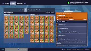 Fortnite Save the World UNLIMITED Storage Glitch Toutes les consoles