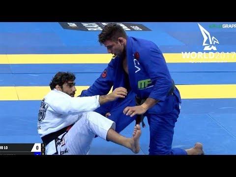 """Marcus """"Buchecha"""" Almeida vs Leandro Lo / World Championship 2017"""