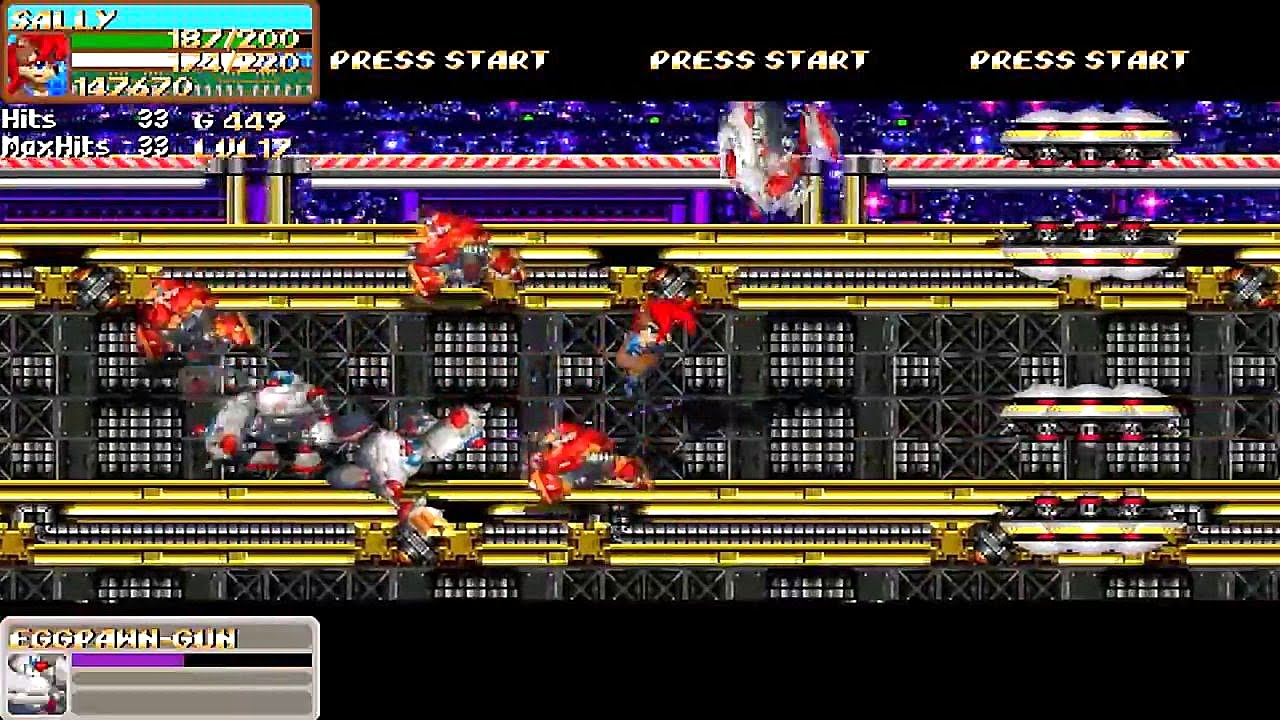 MEGAMAN WAR OF THE PAST OPENBOR by MUGEN PLAYER