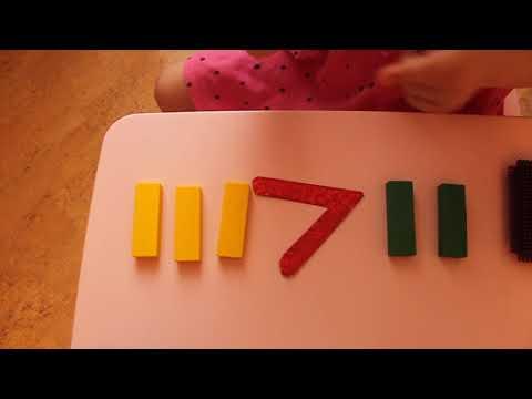 """Математика с Есенией . Занятие №3  """"Больше, меньше или равно"""""""