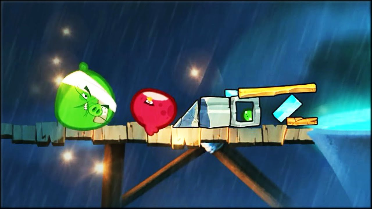 Download Angry Birds 2: Daily Challenge - Sunday: Terence Trial