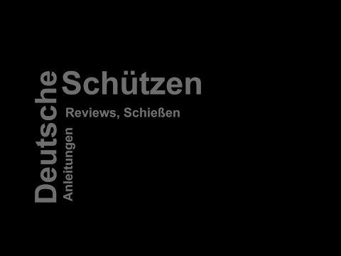 Deutsche Schützen - Waffentransport