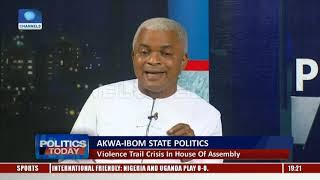 Akwa-Ibom Assembly: Heat As Main Parties At Loggerhead Pt.2 |Politics Today|