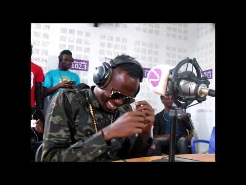 Phat the Leader dans le tal rek show VIBE RADIO