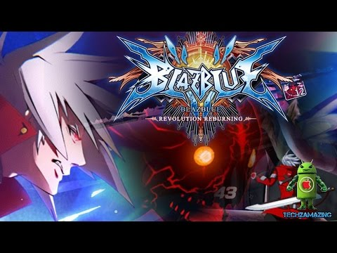 BlazBlue RR Fighting
