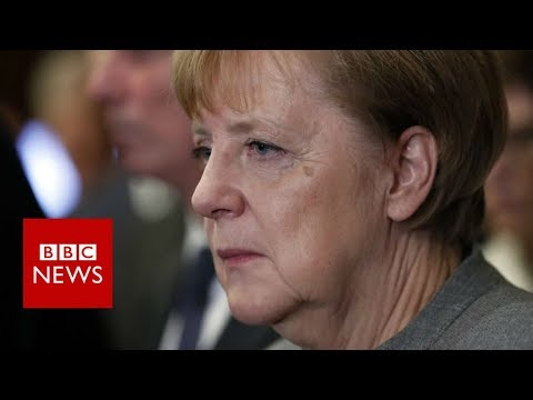 Germany's Merkel responds to coalition talks breakdown - BBC News