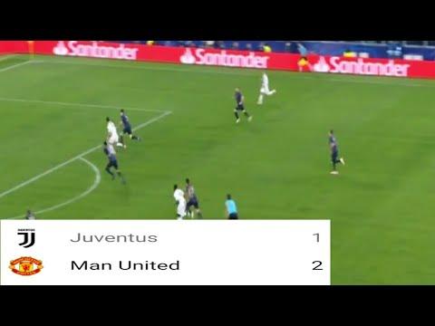 Juventus vs Man United  Full Game Highlights 1-2 11/7/2018 thumbnail